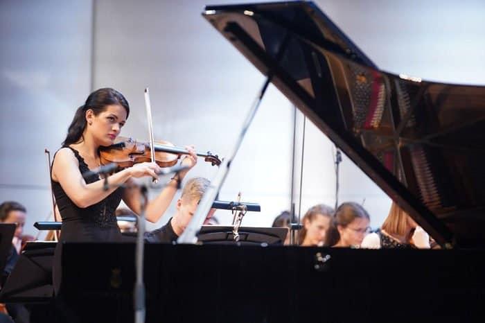 Денис Мацуев дал концерт в поддержку создания Ржевского мемориала