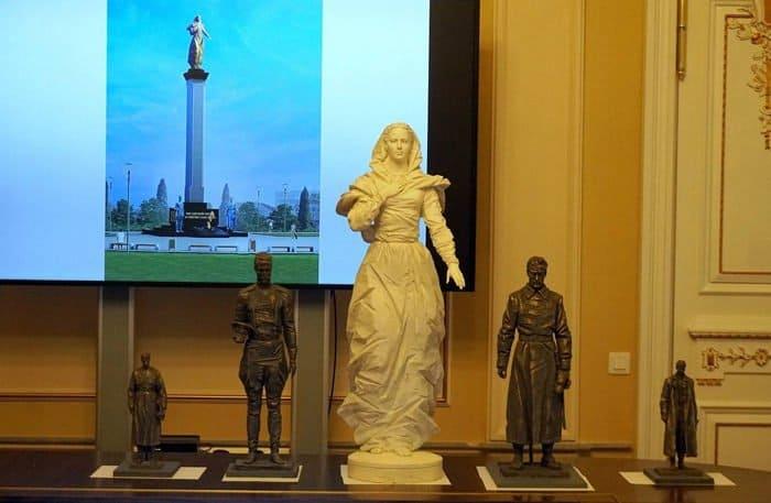 Мать примиряющая: определена концепция мемориала к 100-летию окончания Гражданской войны
