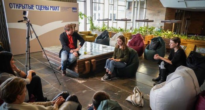 Возвращение к истокам: состоялась презентация проекта «Открытые сцены МХАТ»