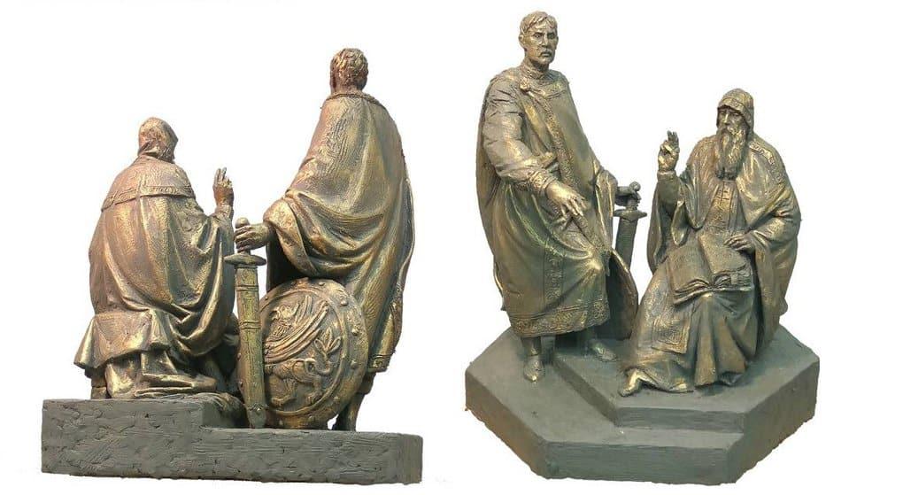 Деятелям XI века – князю Глебу Святославовичу и игумену Никону установят памятник