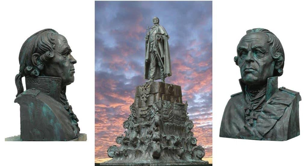 Для старейшего города Мордовии выбрали проект памятника святому Феодору Ушакову