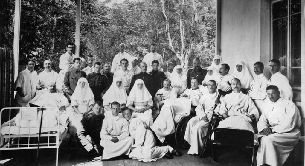Представлен справочник по истории сестричеств милосердия XIX-XX веков