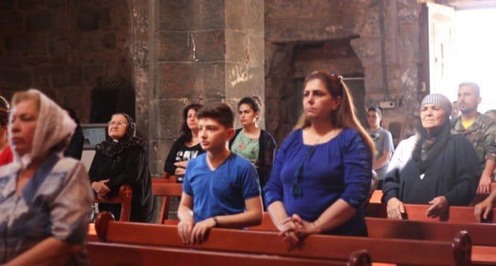 Для спасения христиан Ближнего Востока весь мир должен объединиться, как это сделали Россия и Венгрия, – митрополит Илар...