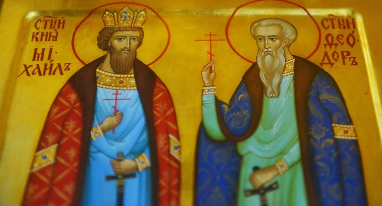 Церковь вспоминает мучеников Михаила и Феодора Черниговских