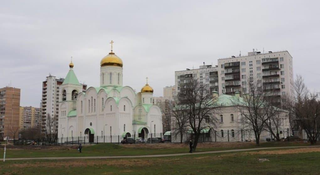 В декабре 2019-го освятят первый московский храм в честь князя Андрея Боголюбского