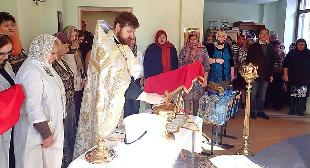 Ректор Воронежского медуниверситета отметил важность наличия храма в своем ВУЗе