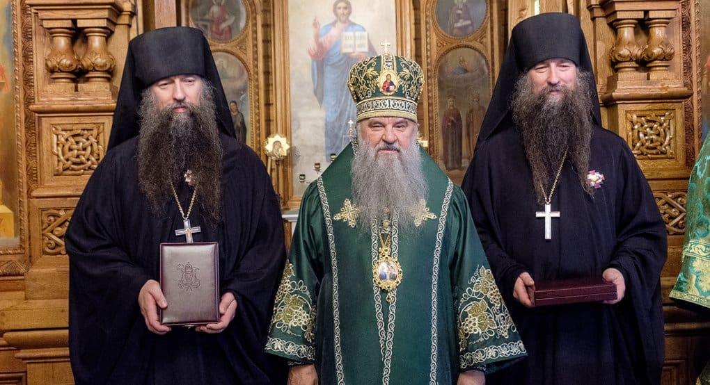 Близнецы-иеромонахи, окормляющие детский приют, награждены церковным орденом