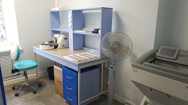 Лабораторию для выявления различных заболеваний открыли в больнице святителя Алексия
