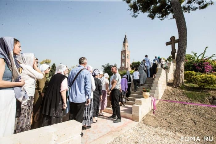 На Святой земле отметили 150-летие подворья святой праведной Тавифы - фото 2