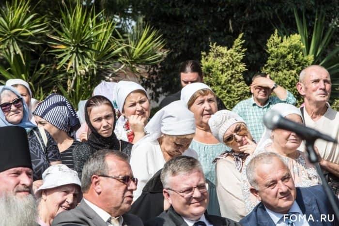 На Святой земле отметили 150-летие подворья святой праведной Тавифы - фото 6