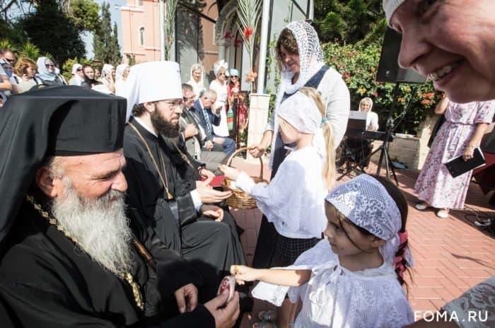 На Святой земле отметили 150-летие подворья святой праведной Тавифы - фото 9