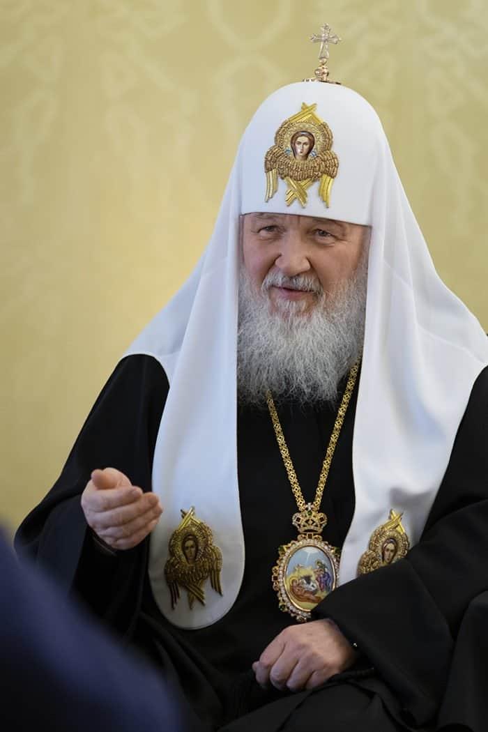 «Все обратится в прах — вечной будет только душа» — Патриарх Кирилл о себе, вере и Церкви