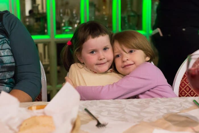 В Санкт-Петербурге состоялся праздник для детей-сирот «Осенняя сказка»