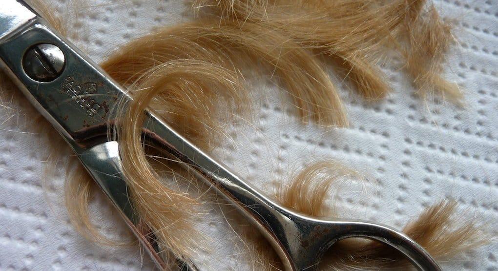 Что делать с волосами, остриженными в годовалом возрасте?