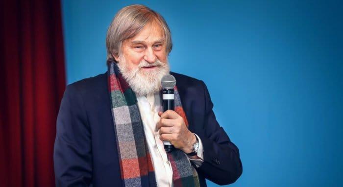Художник-иллюстратор Борис Диодоров отмечает 85-летие