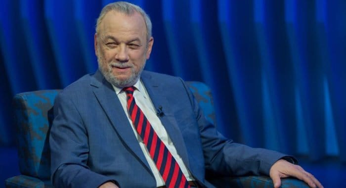 Зураб Чавчавадзе станет гостем программы Владимира Легойды «Парсуна» 17 ноября