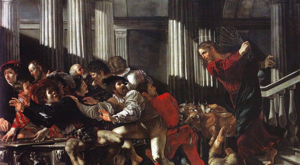 Кого и почему на самом деле Христос изгнал из храма?