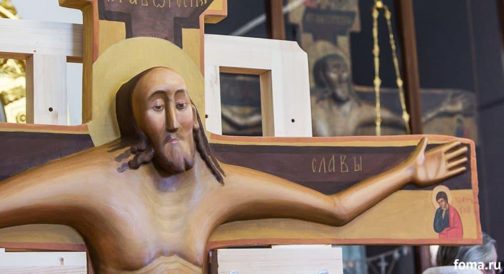 Для православных Казахстана создают точную копию Годеновского креста