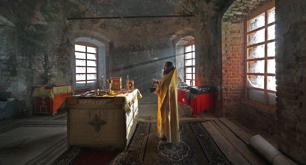 Как Пузырь, Соломинка и Лапоть помогали отцу Ермогену — случай в день апостола Фомы