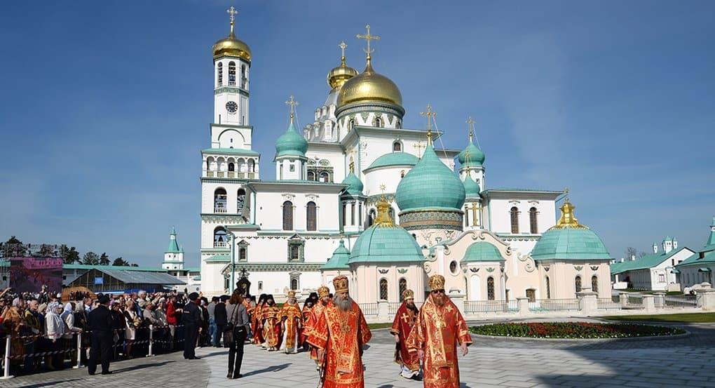 При Ново-Иерусалимском монастыре планируют создать паломнический центр и гимназию