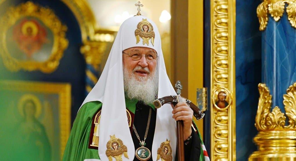 Святейший Патриарх Кирилл отмечает 73-летие