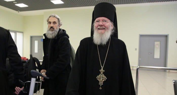 В Москву прибыла делегация Архиепископии западноевропейских приходов русской традиции