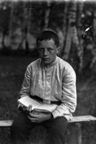 Сергей Фудель. 1909