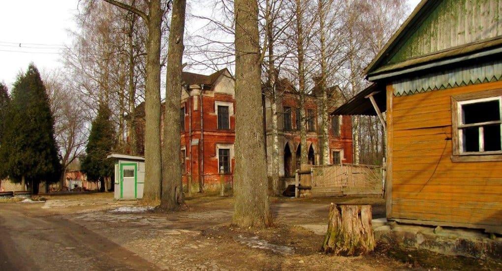 В усадьбе, которой владели родственники Пушкина, нашли остатки храма