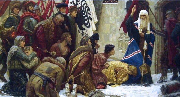 Как молиться в случае Гражданской войны: история необычной молитвы Патриарха Ермогена
