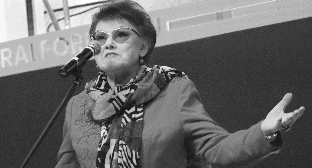 Умерла президент СПбГУ филолог Людмила Вербицкая