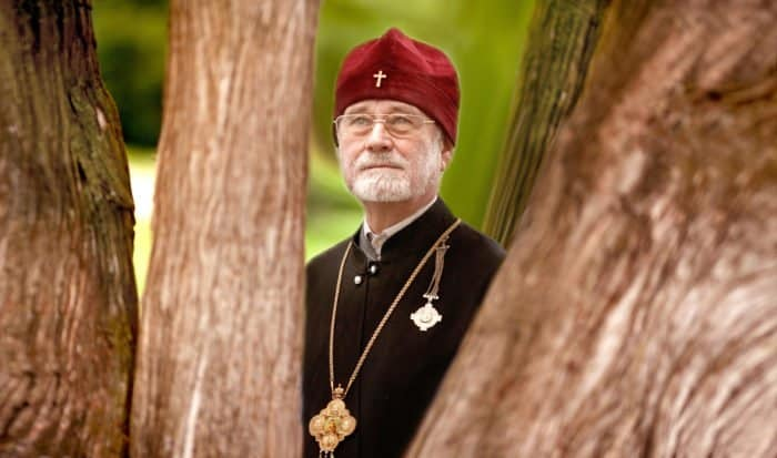 Архиепископ Брюссельский и Бельгийский Симон, фото Ирины Киселевой