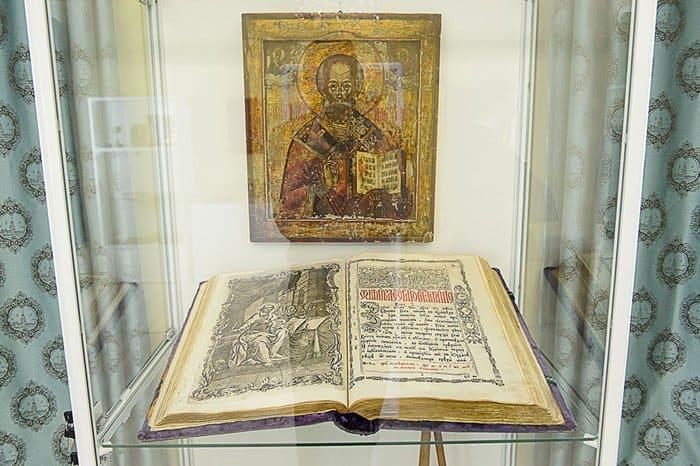 Церковно-археологический епархиальный музей открылся в Казахстане