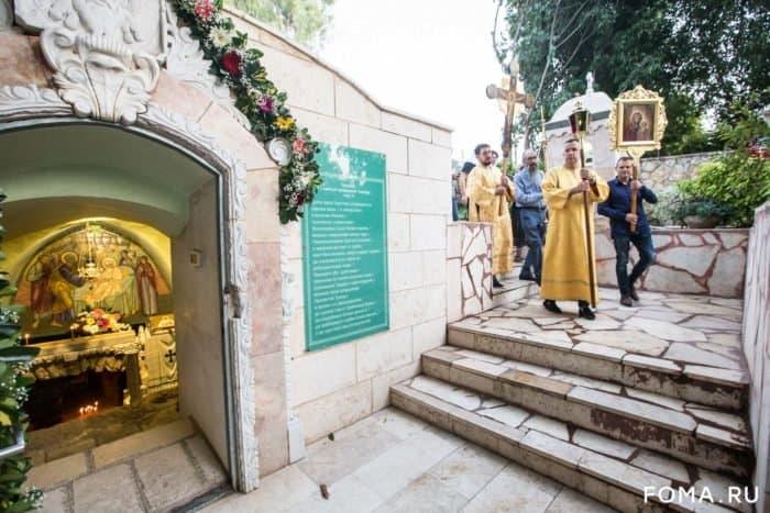 Особенности повседневной жизни православных на Святой Земле: к 150-летию подворья святой Тавифы в Яффе