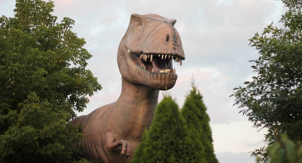 Были ли динозавры?