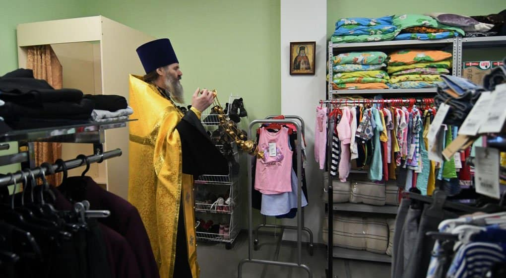 Церковь открыла новые центры помощи мамам в Томске и Урюпинске