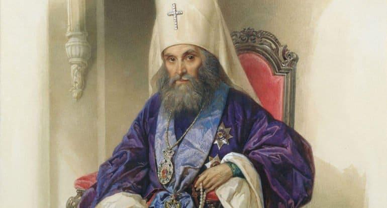 Церковь вспоминает святителя Филарета Московского