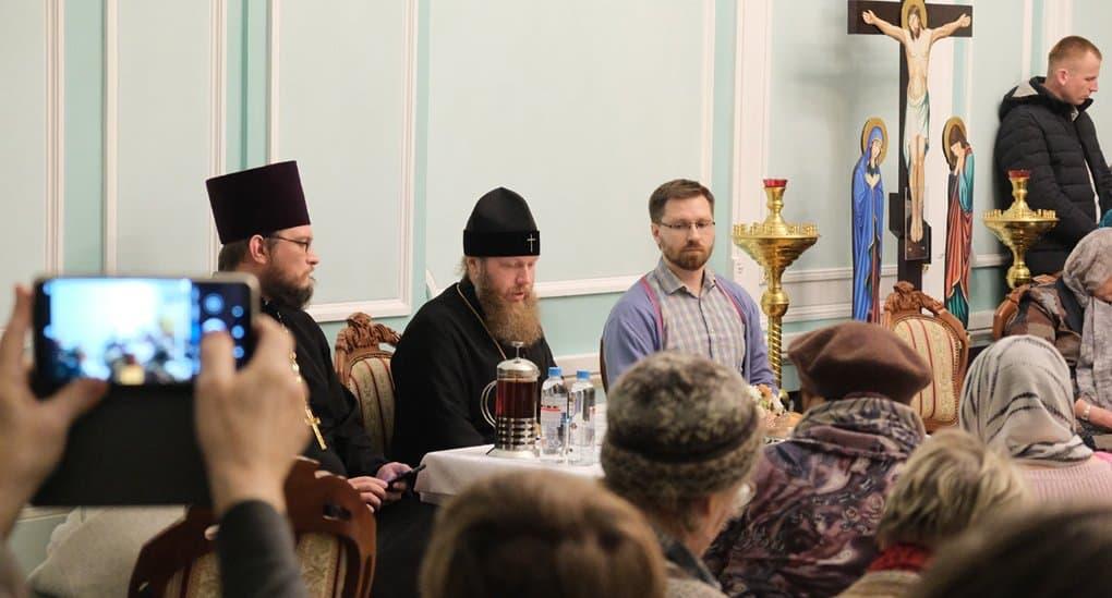 В Твери запустили проект «В гостях у митрополита»: послушать владыку Савву приехали даже с Урала
