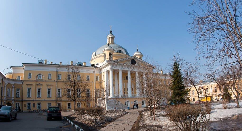 Сотрудник «Фомы» Светлана Гаджинская просит поддержать проект «Милосердия» – Больничный храм