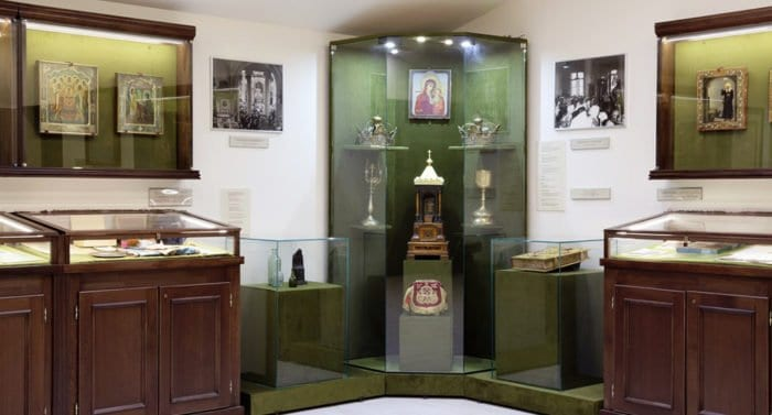 Общедоступный церковный музей открыли при храме на Большой Ордынке