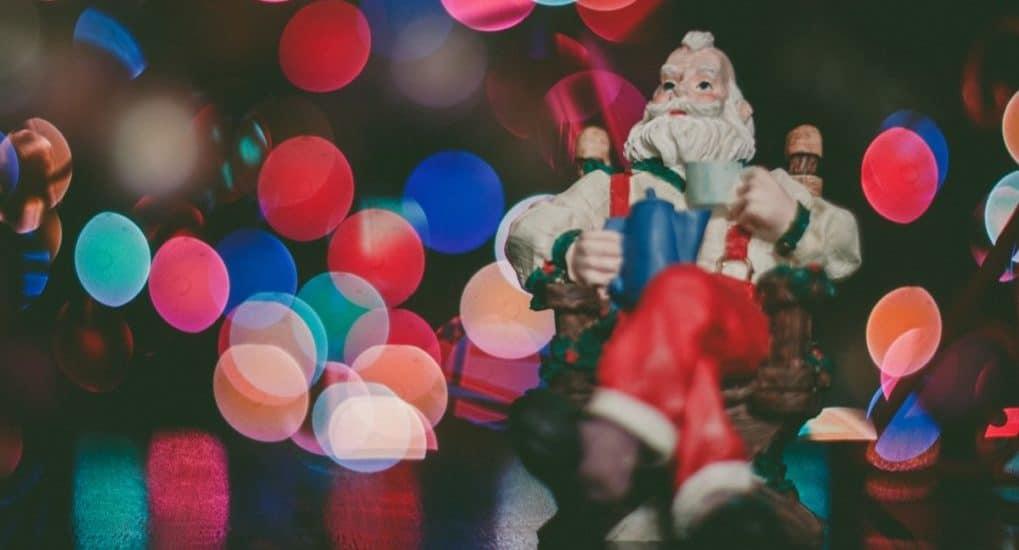«Счастливого Дня Санта-Клауса» — случай в Нью-Йорке на Рождество