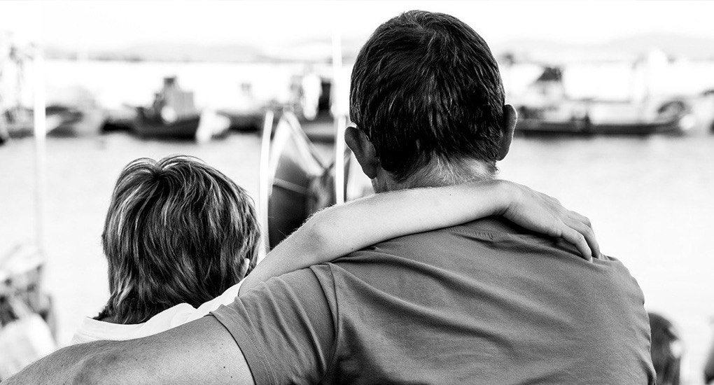 Как моя дочь нашла папу своего друга