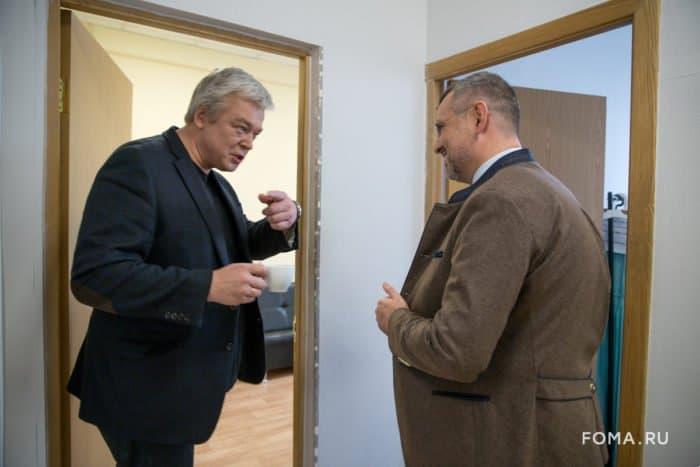 Чтобы сыграть святого, нужно благословение – режиссер Александр Стриженов