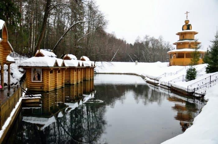 Мороз и святой источник, – история про очень необычное 31 декабря