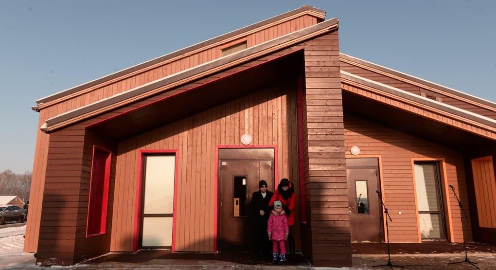 В Пензенской области при участии Церкви открылось арт-поместье для людей с инвалидностью