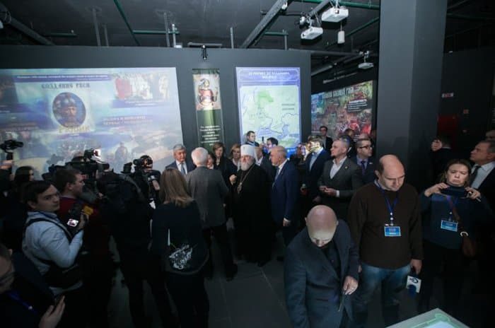 В Сургуте открыли один из крупнейших в стране парков «Россия – Моя история»