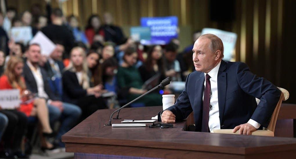 Если поможете хотя бы одному больному ребенку, Господь вас отметит, – Владимир Путин