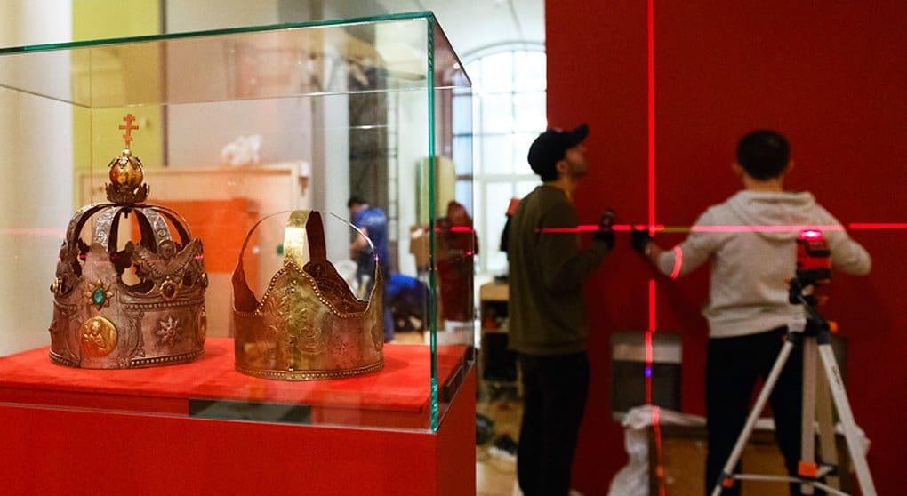 В Историческом музее готовят к открытию уникальную выставку о русской свадьбе