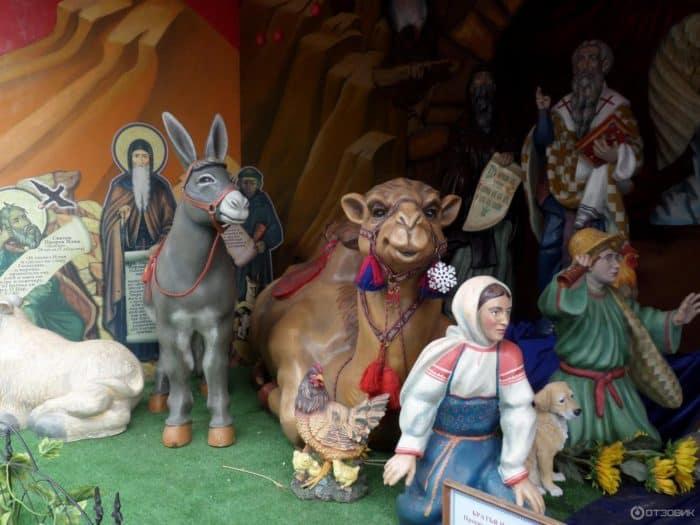 Вол, осел, овечки: как они на самом деле оказались у яслей?