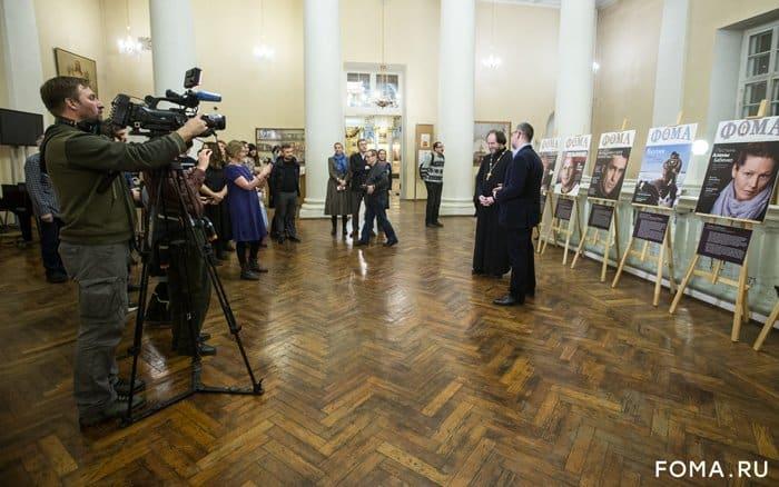 В Москве открылась выставка журнала «Фома» «Верующие»