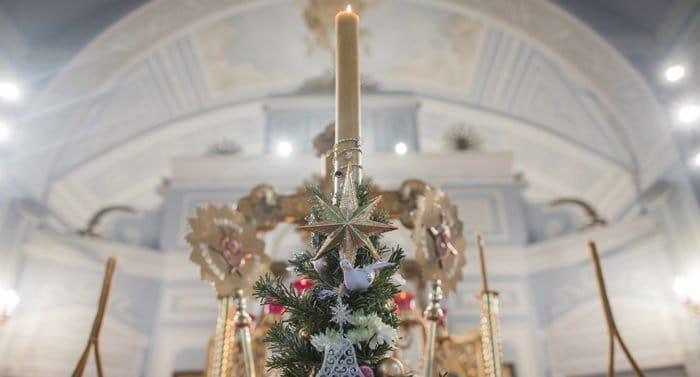 Как вести себя на Рождество?